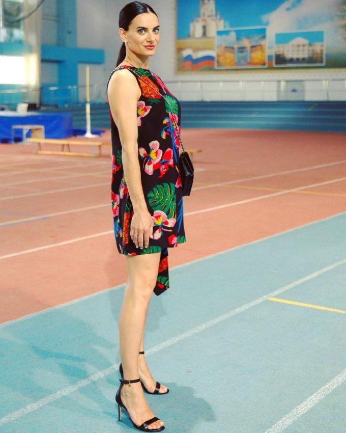 Елена исинбаева фото в журналах